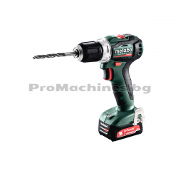 Винтоверт акум. 12V 45Nm METABO  POWERMAXX BS 12 BL