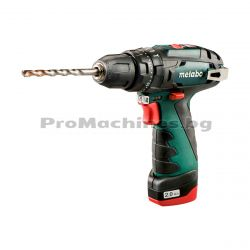 Ударен винтоверт 10.8V 2x2Ah - METABO POWERMAXX  SB BASIC