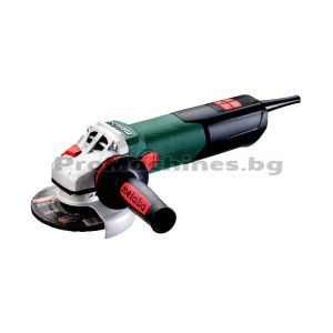 Ъглошлайф 125мм 1550W - METABO WEV 15-125 QUICK