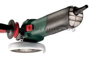 Ъглошлайф 125мм 1550W - Metabo WEVA 15-125 Quick
