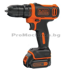 Black&Decker BDCDD12K1
