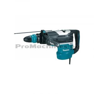 Перфоратор SDS-MAX - Makita HR5212C, 1500W 52 мм. AVT