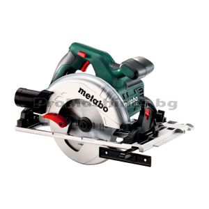 Ръчен циркуляр Ф160мм 1200W - METABO KS 55 FS